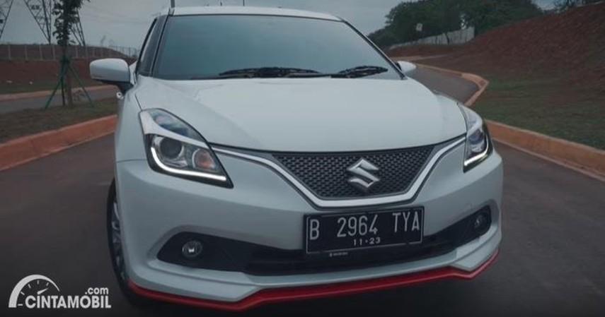 Suzuki Baleno hatchback terlaris 2018