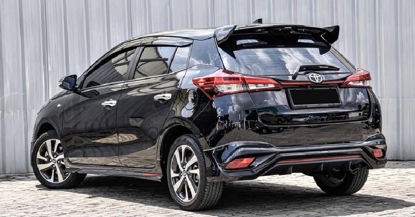Toyota Yaris hatchback terlaris 2018