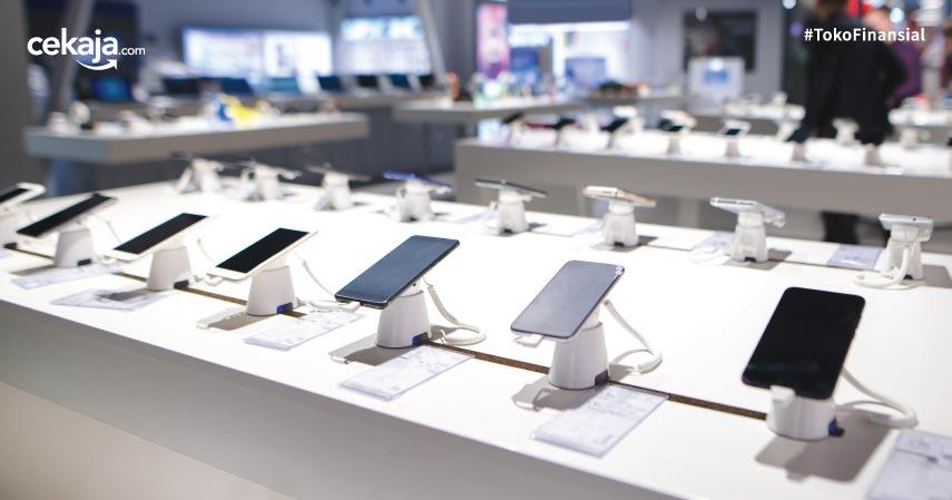 Metamorfosa Ponsel dari Tahun ke Tahun, Sekarang Ada yang Foldable