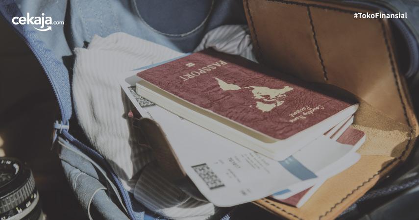 Kiat Mudah Urus dan Perpanjang Paspor