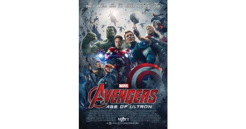 Avengers_ Age of Ultron (2015) - Film Marvel dengan Pendapatan Tertinggi