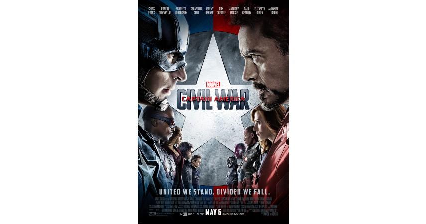 Captain America_ Civil War (2016) - Film Marvel dengan Pendapatan Tertinggi