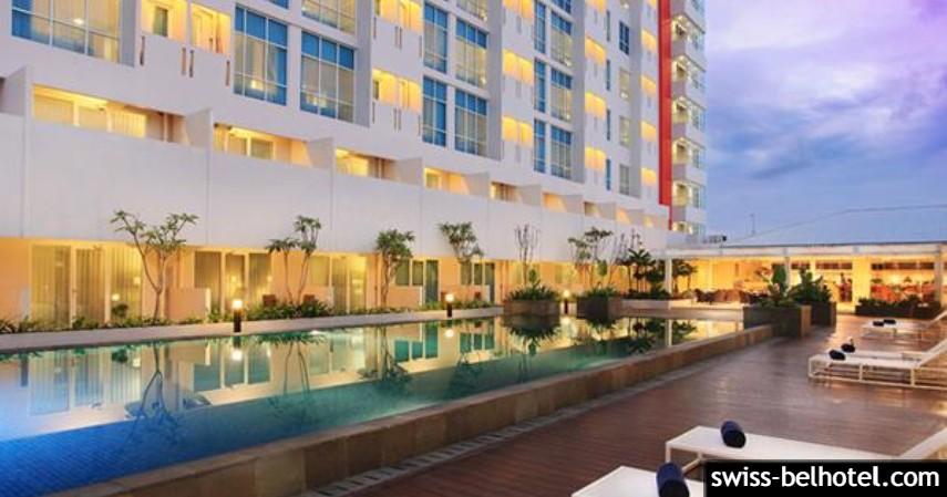 Keuntungan Staycation di hotel