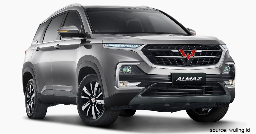 Mobil Baru 2019 - Wuling Almaz