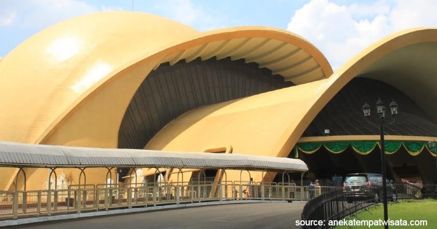 Tempat Wisata Edukasi - TMII Jakarta