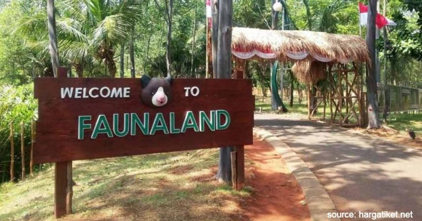 Tempat Wisata Edukasi - faunaland