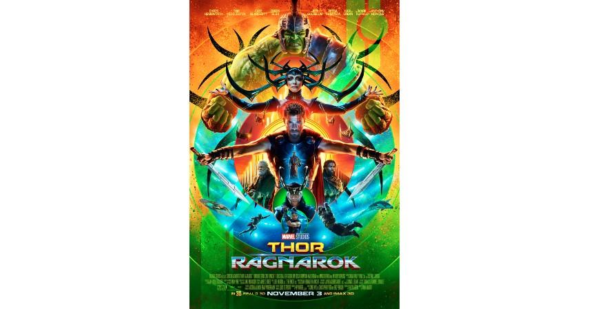 Thor_ Ragnarok (2017) - Film Marvel dengan Pendapatan Tertinggi
