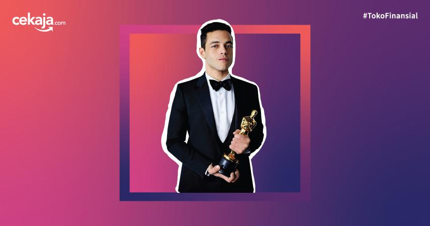 Yuk Cek Kekayaan Rami Malek Si Peraih Best Actor Oscar 2019!