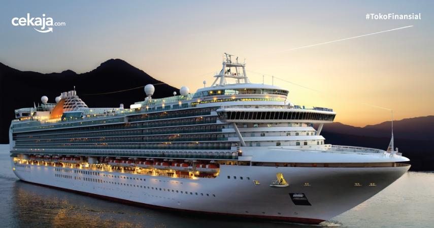 Wisata Kapal Pesiar, Siapkan 5 Hal Penting Ini