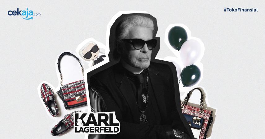 Mengenang Karl Lagerfeld, Desainer Kondang Chanel yang Ikonik