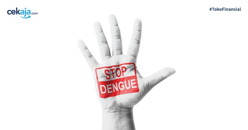 DBD Mewabah, Lakukan Upaya Pencegahan Ini