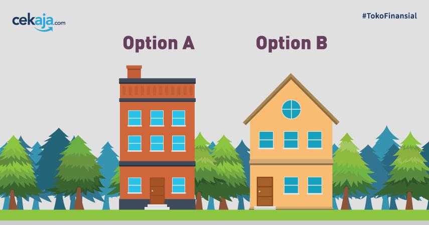 Pilih Mana, Tinggal di Rumah atau Apartemen?