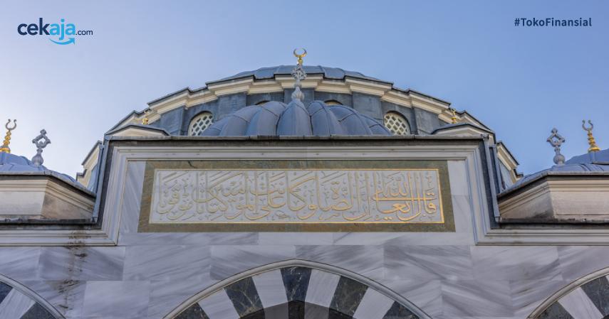 Rekomendasi Wisata Halal di Jepang, Ada Masjid Camii Tempat 'Syahreino' Menikah
