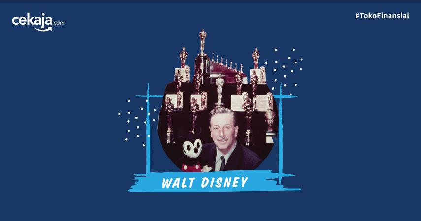 Kiprah Disney, Dari Kartunis Hingga Beli Fox Senilai Rp1 Kuadrilliun