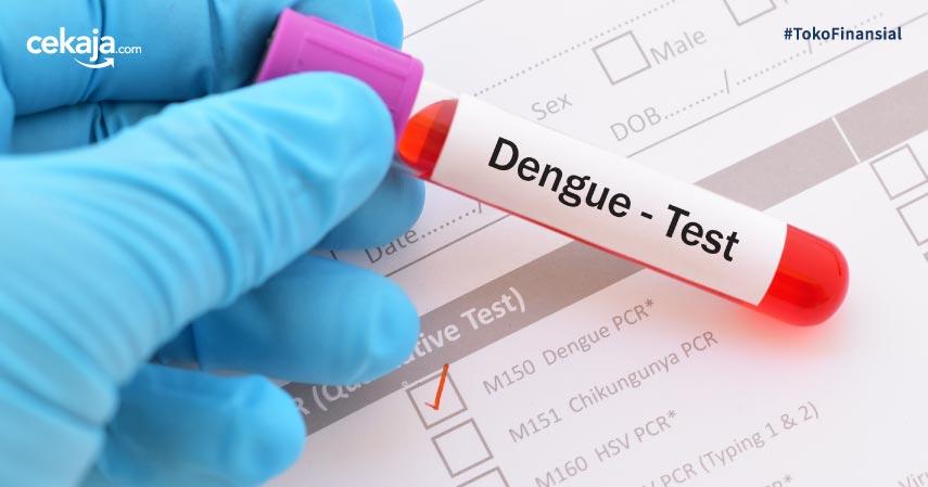Mengenal Rapid Test, Pendeteksi Mudah Demam Berdarah!