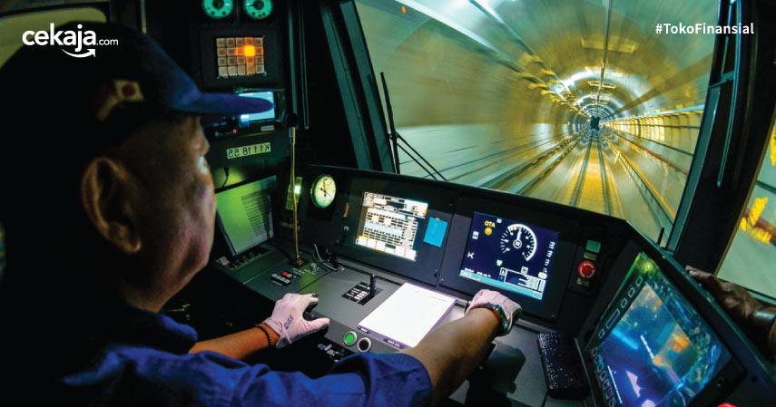 Harap Bersabar, LRT Jabodebek Baru Selesai Tahun 2021