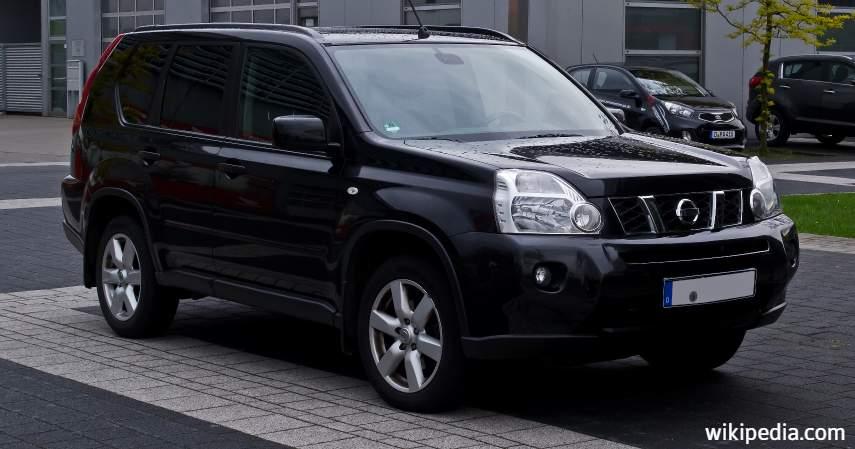 Nissan X-trail Generasi 1