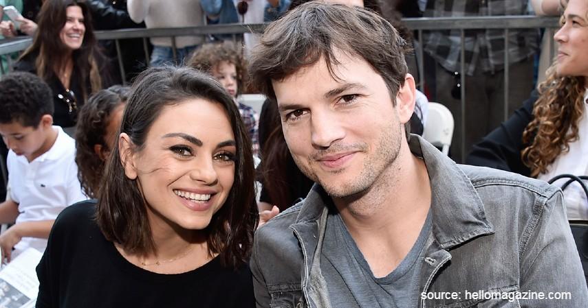 Ashton Kutcher dan Mila Kunis - Tak Hanya Pemain Spiderman dan Thor, Para Artis Ini Juga Pernah ke Bali.jpg