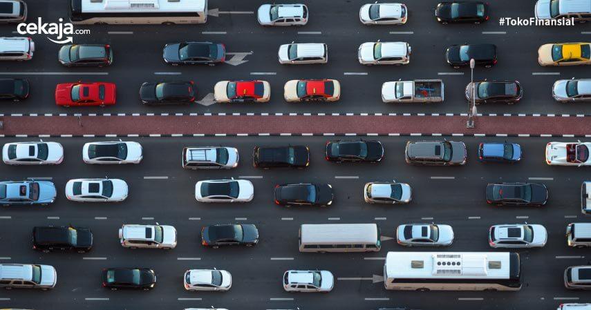 Cara Memilih Nomor Kendaraan Ganjil Genap Resmi di Samsat