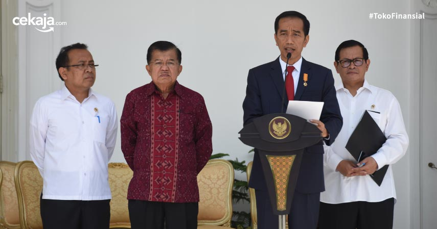 Jokowi Siapkan Rp5 Juta untuk Setiap Pemegang Kartu Pra Kerja