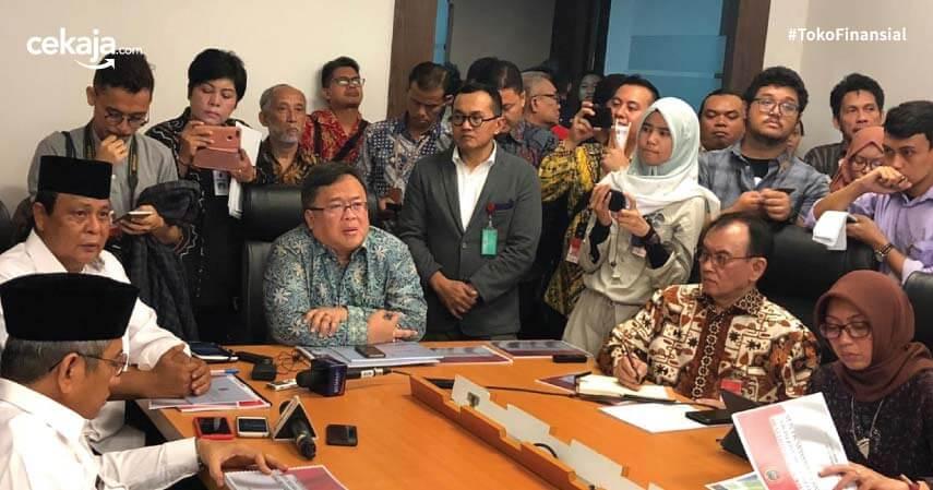 Empat Gubernur Rayu Jokowi Pilih Daerahnya jadi Ibu Kota Baru
