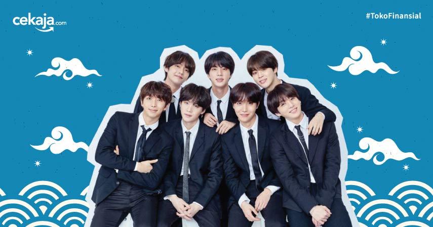K-Pop, Budaya Lokal yang Mendunia!
