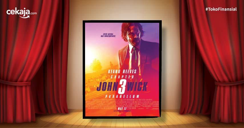Soal Harta, Sandiaga Uno Mampu Taklukan 'John Wick'