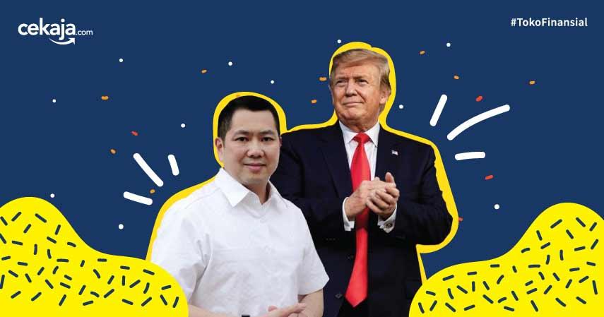 Hary Tanoe Donald Trump