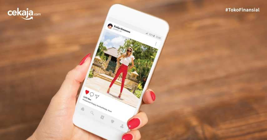 Jangan Panik, Ini Dua Langkah Mudah Pulihkan Akun Instagram yang Diretas
