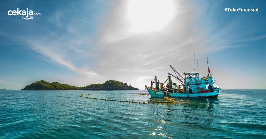 Laut Natuna Memanas, Segini Ternyata Potensi Kekayaannya!