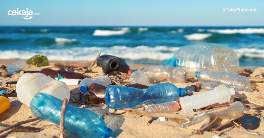 Biang Kerok Banjir, Ini 5 Negara Penghasil Sampah Plastik Terbanyak di Dunia