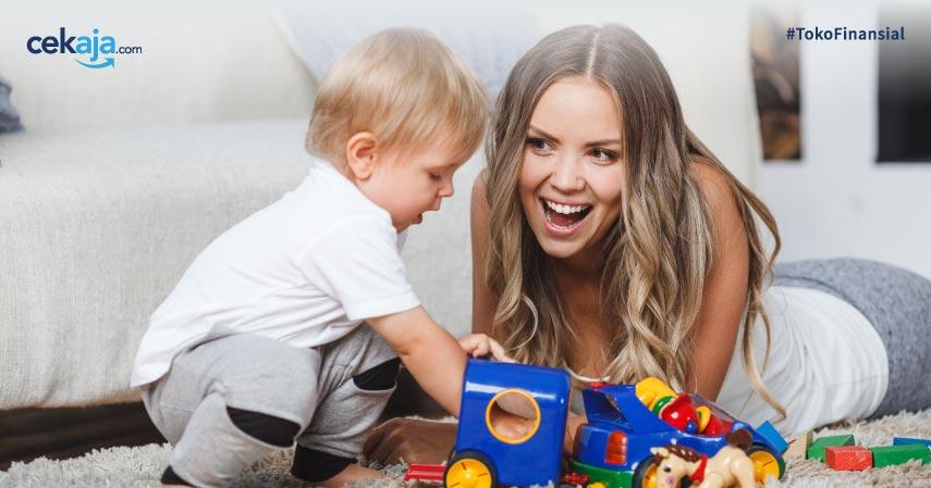 Manfaat Memberikan Mainan Bebas Gender untuk Si Kecil
