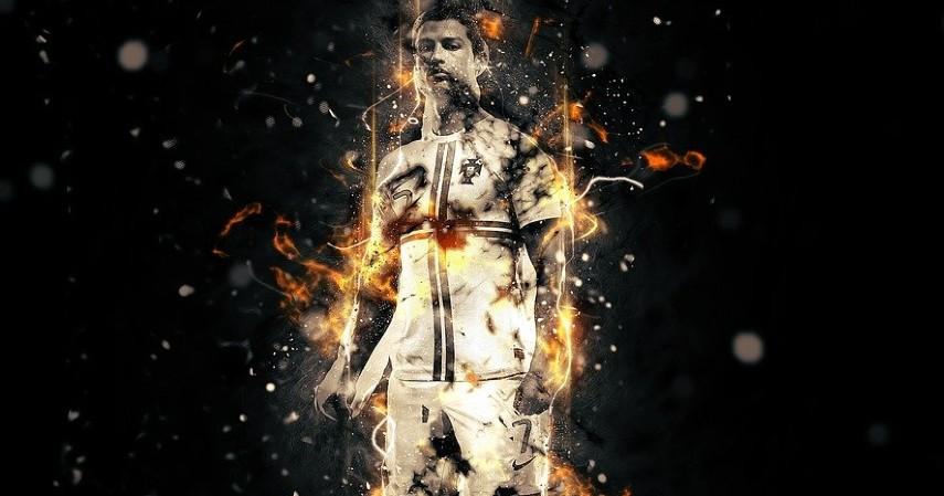 Ronaldo Sudah Dua Kali jadi yang Terkaya - Messi Bergelar Atlet Terkaya