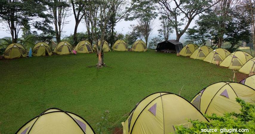 Tanakita Sukabumi Camping Ground - Rekomendasi tempat glamping
