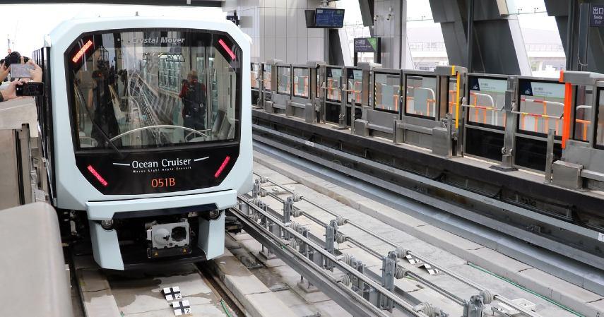 Tarif 5 ribu rupiah - Uji Coba Publik LRT Jakarta