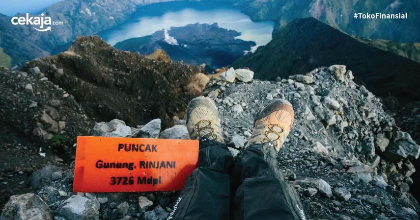 Lima Fakta Rinjani yang Nyaris jadi Gunung Syariah Pertama di Dunia