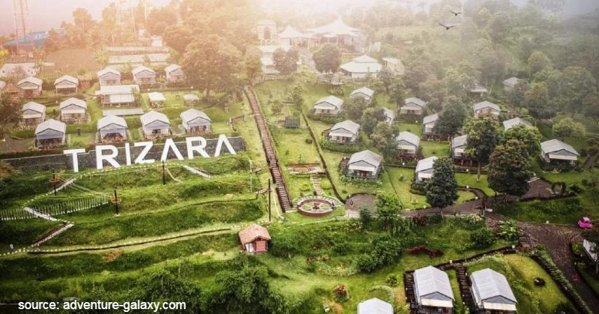 Trizara Resort Lembang - Rekomendasi tempat glamping
