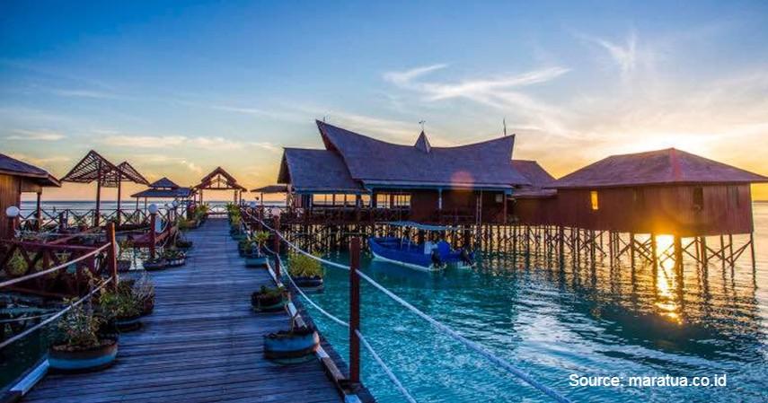 Pulau Maratua - Wisata Berau nan Memukau, dari Derawan Sampai Laguna Perawan.jpg