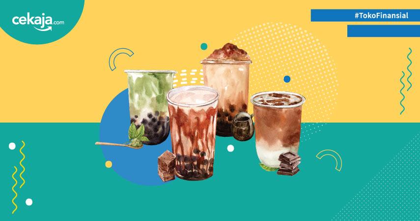 Kuliner Viral 2019: dari Boba Tea Sampai Siomay Mozarella