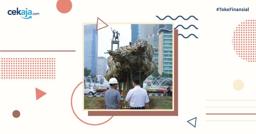 Bambu Getah Getih Dibongkar Habis, 3 Seni Instalasi Ini Justru Makin Ramai Pengunjung