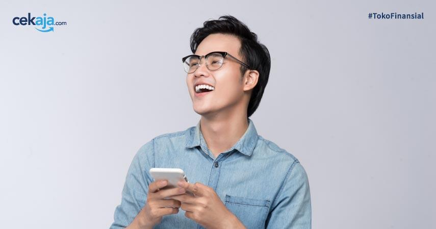 Bisnis Modal Kecil Sosial Media Tawa Sosmed Facebook Netizen