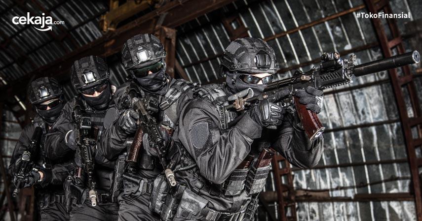 Mengenal Koopsus, Satu Lagi Pasukan Elite Milik TNI!