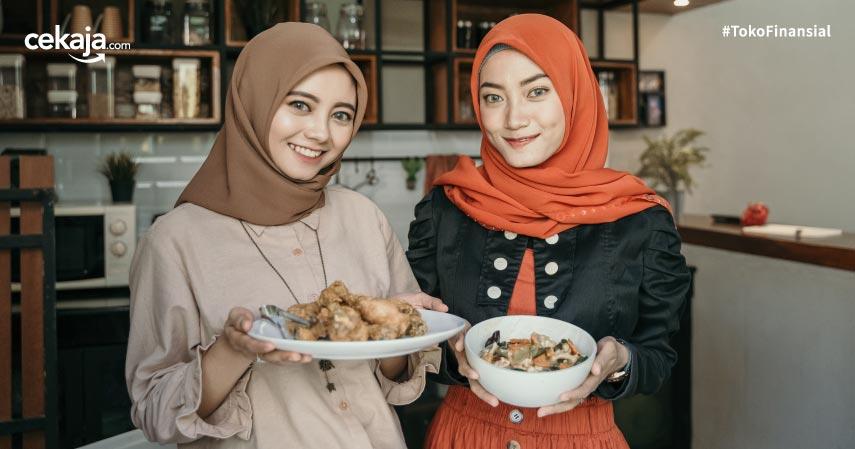 Resep Daging Kurban, Idul Adha, Masakan, Menu, Resep, Hijab, Koki