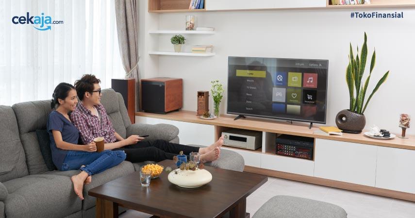 Perangkat Pintar di Rumah Bikin Hidup Makin Mudah, Apa Aja?
