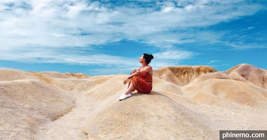 Gurun Pasir Busung - wisata alam di Bintan