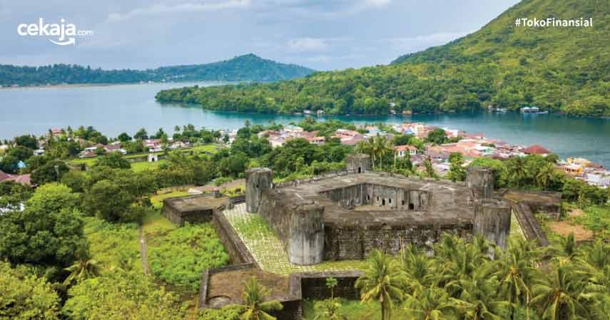 destinasi wisata Banda Neira