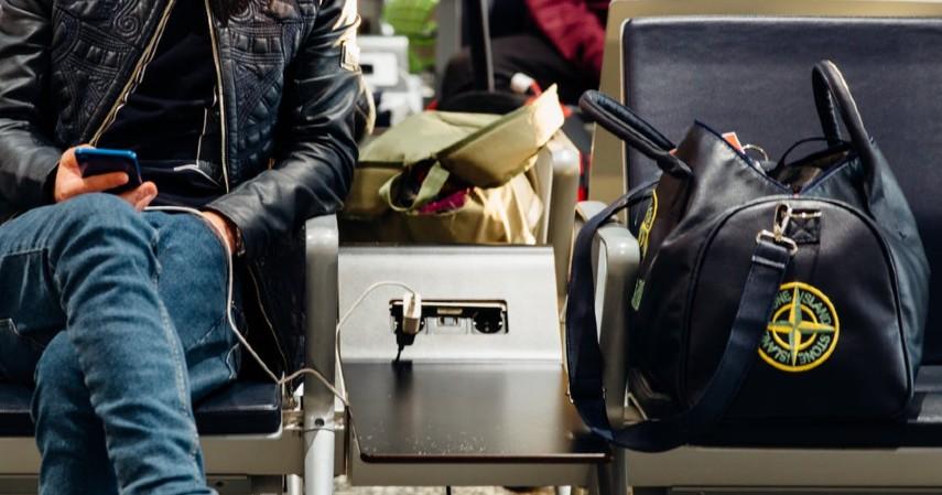Jangan lebay bawa barang - Tips Berburu Tiket Pesawat Murah