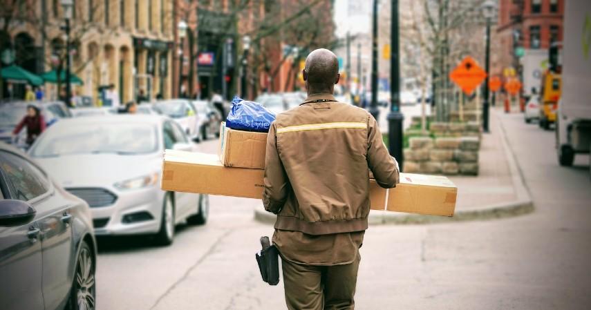 Kurir logistik - Pekerjaan Tanpa Ngantor