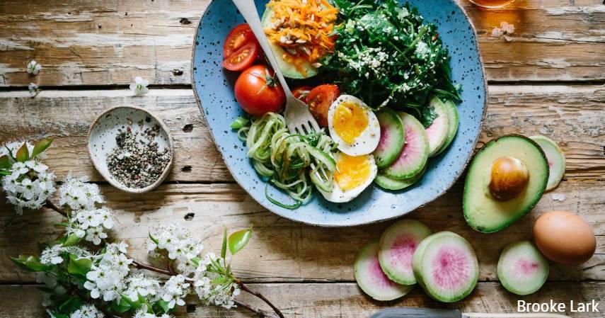 Makan sehat - liburan sehat