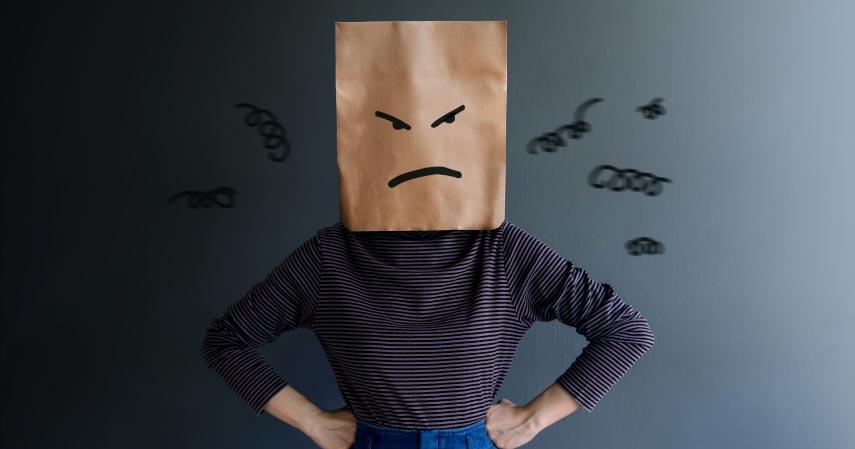 Mudah marah - bahaya ganja bagi tubuh